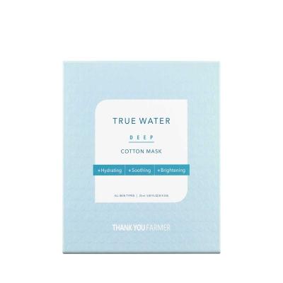 True Water Deep Cotton Mask Hydratačná sheet maska, Thank You Farmer   Meka.sk