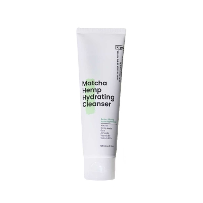 Matcha Hemp Hydrating Cleanser Hydratačný čistiaci gél, KRAVE Beauty   Meka.sk