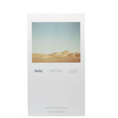 Secret Of Sahara Mask; Oil and Extract Maska, HUXLEY | Meka.sk