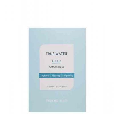 True Water Deep Cotton Mask Hydratačný sheet maska, Thank You Farmer | Meka.sk